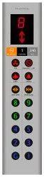Touchmatik Elevator Operating Panel