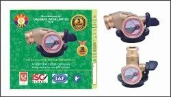 LPG Brass Gas Safety Device