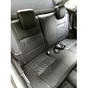 Rexin Black Car Cover Seat Cover