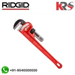 RIDGID Heavy Duty Pipe Wrench