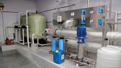 Big Reverse Osmosis Plant