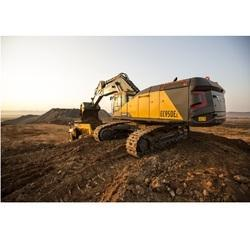 Volvo Medium Crawler Excavators EC950E