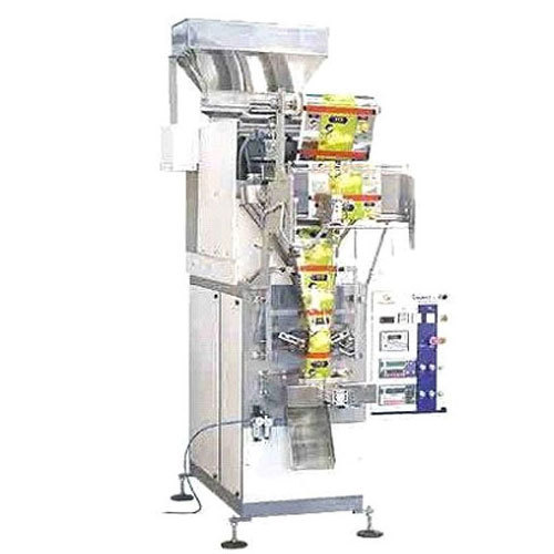 Pneumatic Pouch Packing Machine