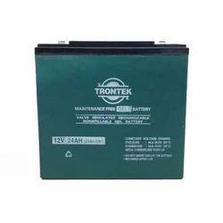 24 Trontek E Bike Battery, Voltage: 12v