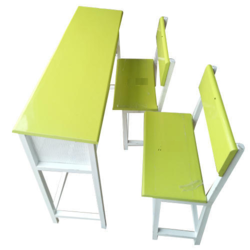 4 Seater School Desk Bench