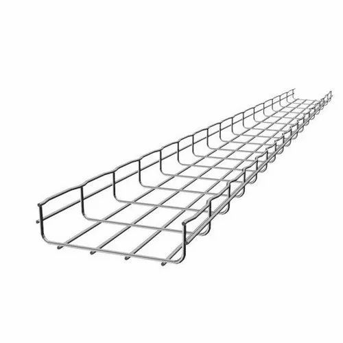 Stainless Steel Mesh Cable Tray