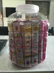 Confectionery Plastic PET Jar