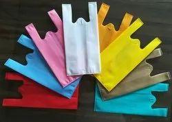 Non Woven T Cut Bags