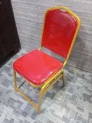 Iron Golden Banquet Chair, Tent Chairs
