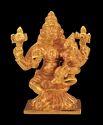 Lakshmi Narasimhar - 2.5 Statue, Weight: 0.183kg