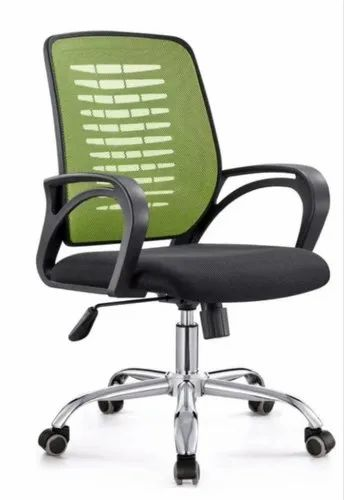 Low Back Rotatable Office Chair, Warranty: 2 Year