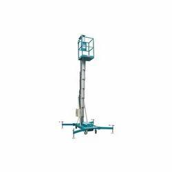 Single Mast Arial Lifting Platform