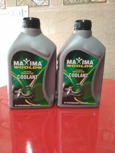Maxima Coolant Oil