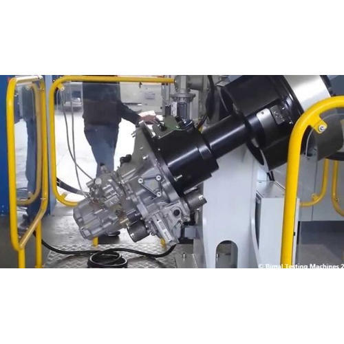Automobile Gearbox Test Rig