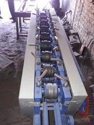 9 Rolla Shutter Rolling Machine