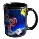 11oz Sublimation Blue Mug