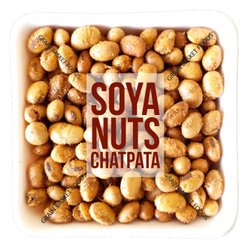 Chatpata Masala Roasted Soyabean Nuts