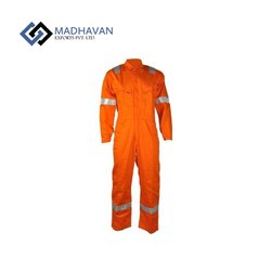 Overalls Offshore Welding Working Fire Retardant Coverall with reflective tape, For Industrial