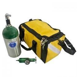 Adjustable Flow Portable Oxygen Unit