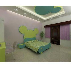 Acme Wooden Kids Bedroom, Size/Dimension: Large
