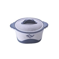Printed Pride Ware 1500 ml Plastic Insulated Casserole