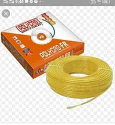Polycab Rated Current: Policab Wear Electric Wire, Insulation Thickness: Good, Low Voltage