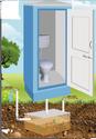 Economical Bio toilet