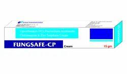 Ciprofloxacin Hcl 0.50% w/w  Flucinolone Acetonide 0.025% w Cream