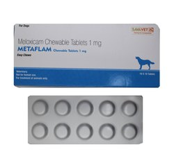Metaflam 1mg Tablets