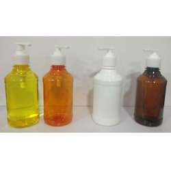 320 Ml Round Hand Wash Pet Bottle