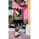 Designer Silk Ladies Dress Material