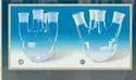Three Neck Glass Flask