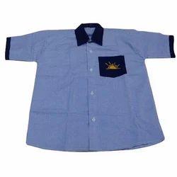 COTTON School Uniform Shirt