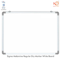 RKS Non Magnetic White Marker Board
