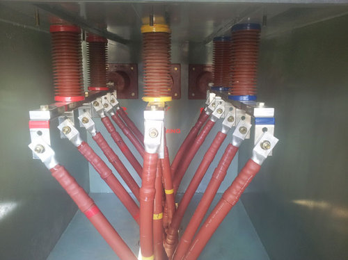 You were High voltage cable termination for