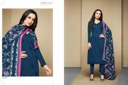 Full Sleeve Alina Salwar Suit Fabric