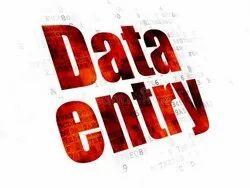 Data Entry Online Work