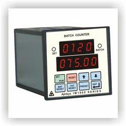 Automatic Batch Counter