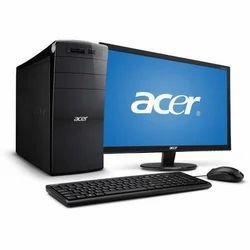 Acer Desktop Computer, Screen Size: 19