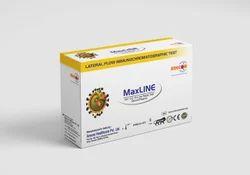 HIV Triline Rapid Test Kit, Pack Type: Silver Foul Pack