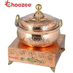 Royal Copper Chafing Dish