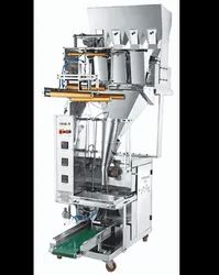 Four Head Weigher Half Pneumatic Pouch Packing Machine