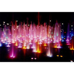 Lighted Indoor Fountains