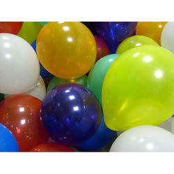 Yellow And Blue Promotional Decoration Balloons