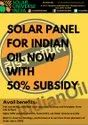 Solar Rooftop For Indian Oil Petrol Pumps (Upto 50% Subsidy)