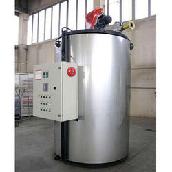 Three Pass Manual Fired Thermic Fluid Heater