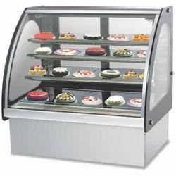 CS 43 SS Display Counter Freezer