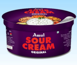 Amul Sour Cream, Packaging Type: Box