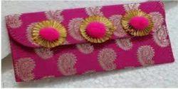 Pink Kraft Paper Envelope, For Events, Rectangular
