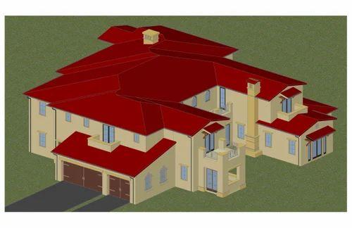 AutoCAD 3D Model, Autocad Designing - CHUDASAMA OUTSOURCING